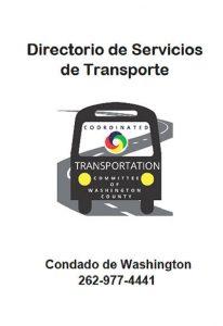 Directorio de Servicios de Transporte